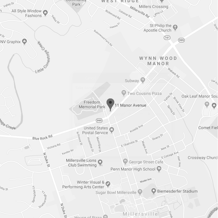 Map and directions to the brewery